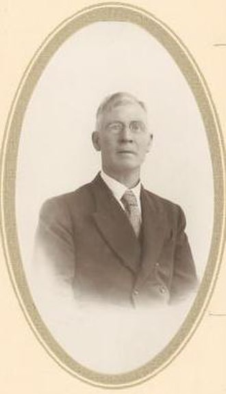 John Cusack (politician) - Image: John Cusack (Australian politician)