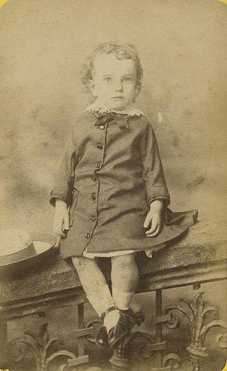 John Lavarack - John Dudley Lavarack, circa 1887