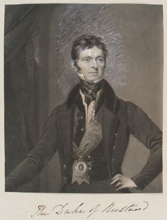 John Manners, 5th Duke of Rutland - The Duke of Rutland.
