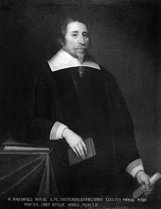 John Rouse - Image: John Rouse, librarian