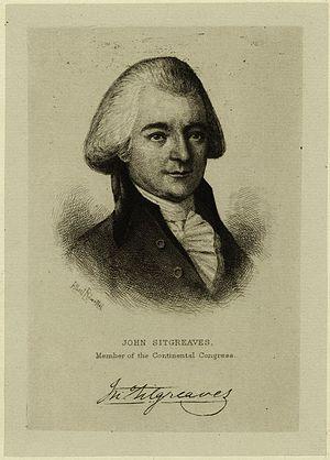 John Sitgreaves - Image: John Sitgreaves