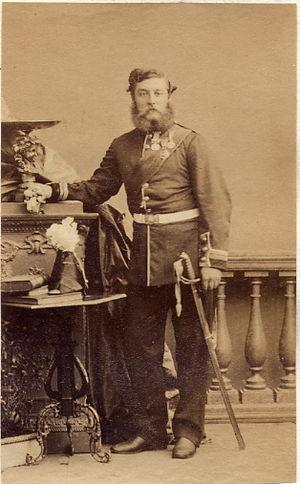 John Laurie (soldier) - John Wimburn Laurie (1859)