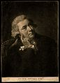 John Wolcot (Peter Pindar). Mezzotint, 1788, after C. H. Hod Wellcome V0006342.jpg