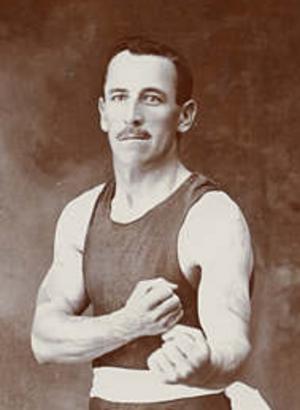 Johnny Basham - Basham in 1914