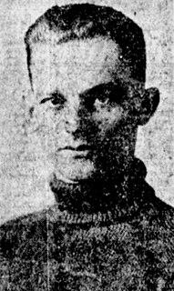 Johnny Matz American-Canadian ice hockey player