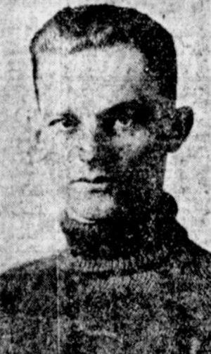 Johnny Matz - Matz with the Edmonton Hustlers in 1919–20.