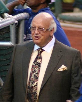 Jon Miller - Miller in August 2008
