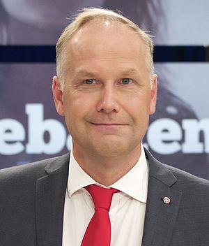 Jonas Sjöstedt - Jonas Sjöstedt in September 2014