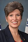 Joni Ernst Official photo portrait 114th Congress (cropped).jpg