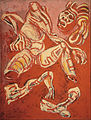 José Clemente Orozco - The Dismembered Man, from the Los teules series - Google Art Project.jpg