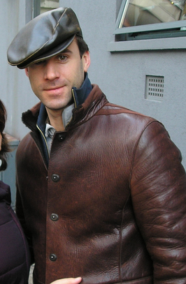 Joseph Fiennes in Londen, december 2005.