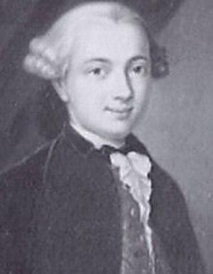 Joseph Gaertner - Botanist Joseph Gaertner