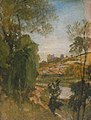 Joseph Mallord William Turner (1775-1851) - Guildford from the Banks of the Wey - N02310 - National Gallery.jpg