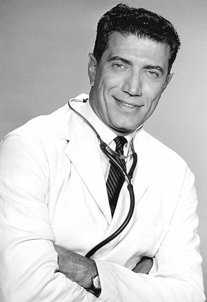 Joseph Campanella - Campanella in The Nurses, 1965