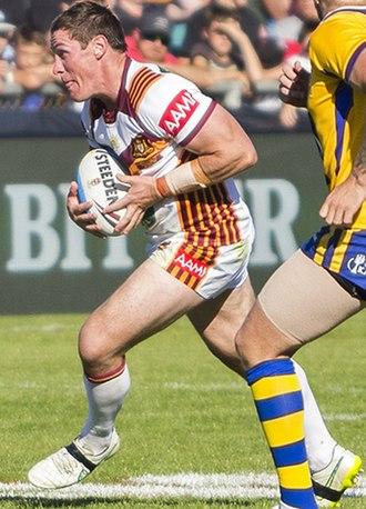 Josh Jackson (rugby league) - Image: Josh Jackson Country
