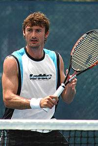 Juan Carlos Ferrero at the 2009 Brisbane International.jpg