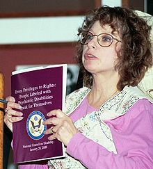 Judi Chamberlin 2000 From Privileges to Rights.jpg