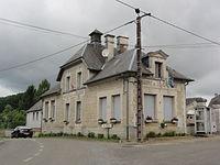 Jumencourt (Aisne) mairie-école.JPG