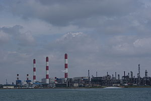 Jurong Island - Jurong Island, photographed in February 2011