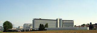 Stammheim Prison architectural structure