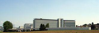 Stammheim Prison - Panorama of Stammheim Prison (as of 2007)
