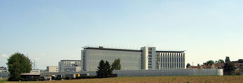 Panorama of Stammheim Prison (as of 2007)
