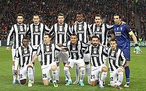 2012–13 Serie A - 2012–13 Juventus team