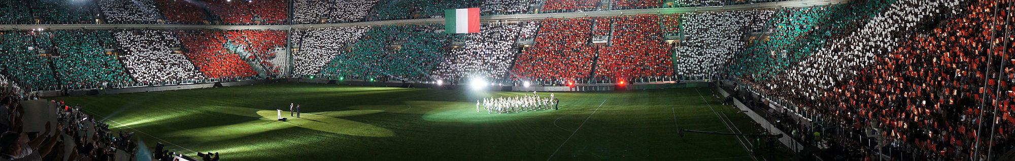 Juventus Stadium inauguration.jpg