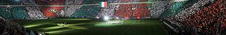 Juventus Stadium - Image: Juventus Stadium inauguration