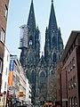 Kölner Dom (Burgmauer).JPG