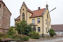 Münsterstraße in Bechhofen
