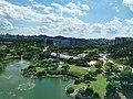 KAIST fountains view.jpg