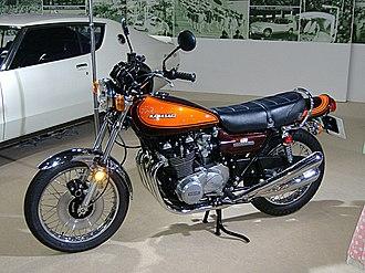 Kawasaki Z1 - Image: KAWASAKI Z1
