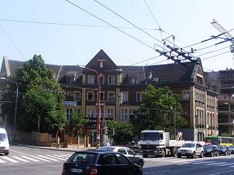 YMCA - YMCA building in Bratislava, Slovakia