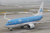 PH-BGH - B737 - KLM