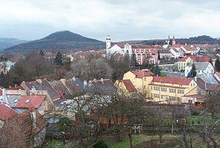 Klášterec nad Ohří Town in Ústí nad Labem, Czech Republic