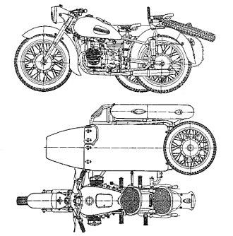 Двигатель мотоцикла днепр технические характеристики