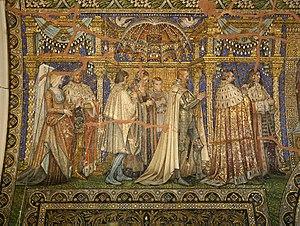Puhl & Wagner - Image: Kaiser Wilhelm Gedächtniskirche Mosaic 2