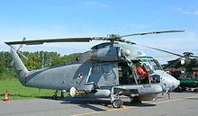 Kaman seasprite - Helicopter Database