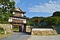 Kaneishi Castle, Yagura-mon-2.jpg