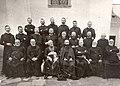 Kapitula v Nagymonostor roku 1909.jpg