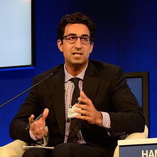 Karim Sadjadpour American academic