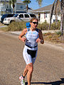 Karina Ottosen at Ironman Florida 2010.jpg
