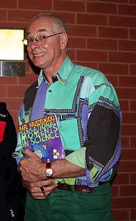 Karl Kruszelnicki Australian medical researcher, author, science communicator, radio commentator, television commentator