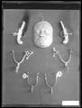 Karl XIIs dödsmask - Livrustkammaren - 25956.tif
