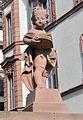 Karlsruhe Generallandesarchiv Skulptur 2.jpg