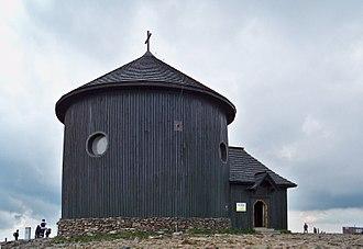 Saint Lawrence - Image: Karpacz Kaplica Św. Wawrzyńca