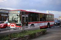 Kasugai Matsuri Festival Shuttle Bus 20161016.jpg