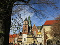 Katedra na Wawelu, jesien 2.JPG