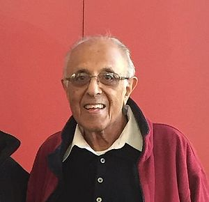 Ahmed Kathrada - Kathrada in 2016